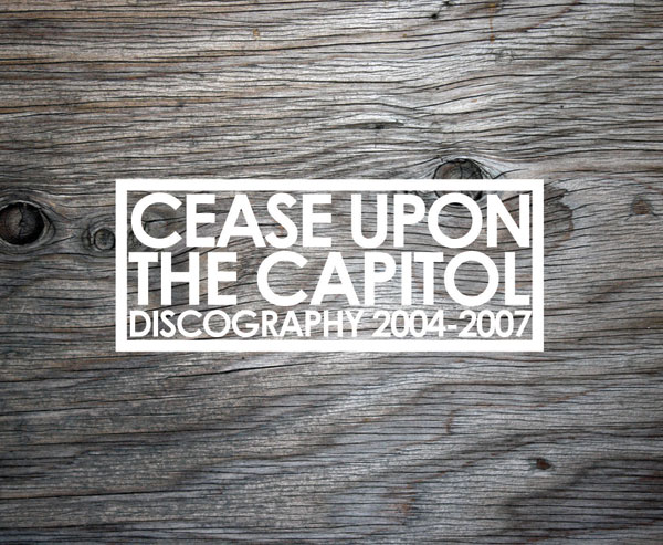 cease discography tape